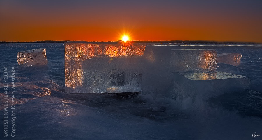 Day 40 Creative Photography Project 365 Ice Ruins Of Icehenge At